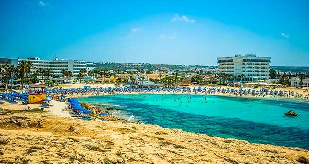 Уже завтра (или в сб.) из СПб на Кипр туром на неделю от 19600₽ на человека