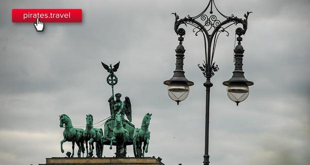 Чуть дешевле: билеты из Мск в Берлин Победой от 4400₽ туда-обратно, 1500₽ в одну сторону
