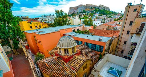Прямые рейсы из Москвы в Грецию осенью: Салоники 6100₽ или Афины 7600₽ в сентябре туда-обратно