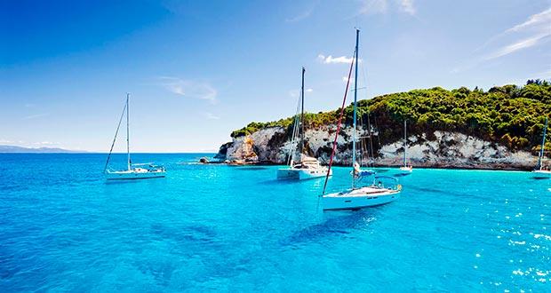 Успеть на море до наступления осени! Короткий тур Мск-Греция (Корфу) от 8200₽/чел.