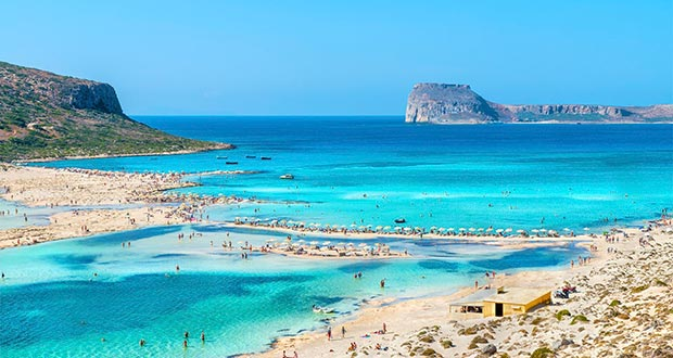 Из СПб на 3 ночи на Крит всего за 9900₽/чел: тур с захватом выходных в Грецию