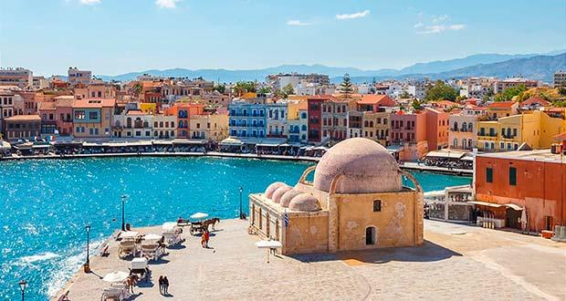 Крит вас уже заждался! Туры в Грецию из Мск на неделю от 11600₽ на чел. (старт в чт.)