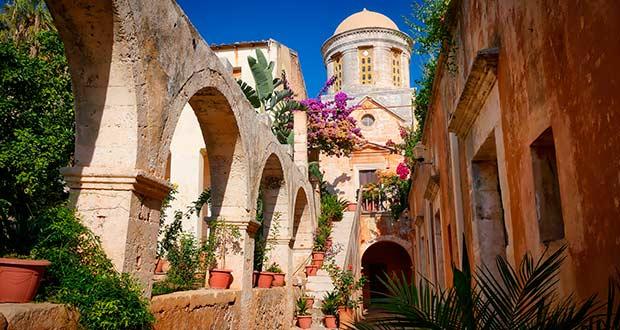 Море зовёт! В Грецию (о.Крит) на неделю от 13100₽/чел. туром из Мск