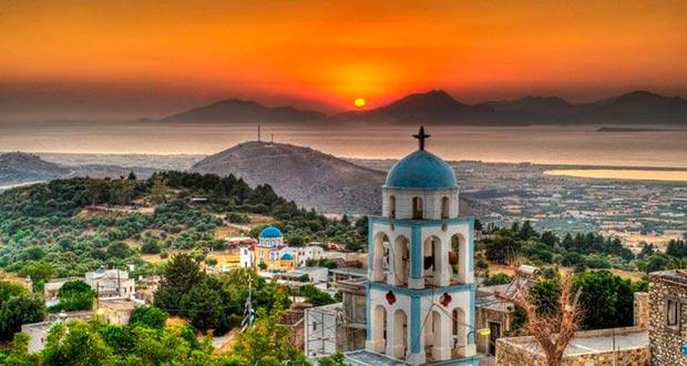 В Грецию на выходные большой компанией: 3 ночи на Косе туром из Мск в августе от 13500₽/чел.