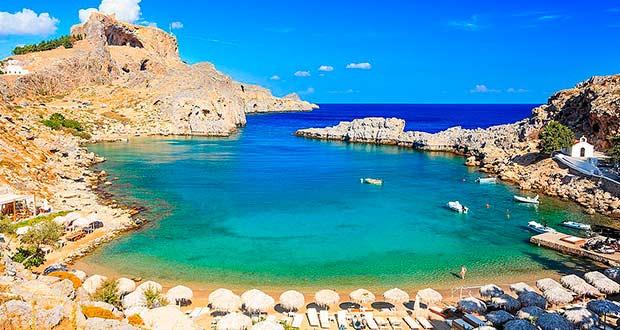 Ещё немного туров в Грецию и Болгарию для Мск на неделю от 12300₽/чел.