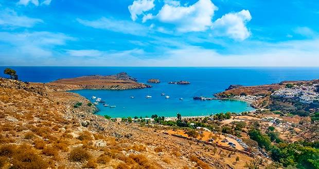 Туры в Грецию из Москвы в начале или середине августа! Крит или Родос на неделю от 15800₽/чел.