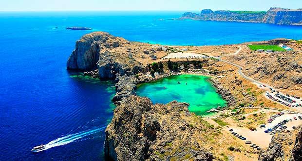 Греция в августе: тур Мск-Родос на 3 ночи всего за от 6300₽/чел. в августе