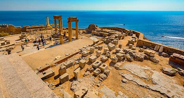 Дешевые туры в Грецию (Родос) из Мск на неделю от 10900₽ на человека