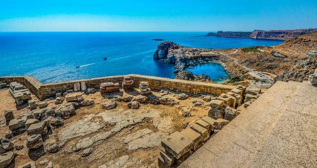 В Грецию 1 сентября! Дешевые туры из Мск на Родос на неделю от 7900₽ на чел.