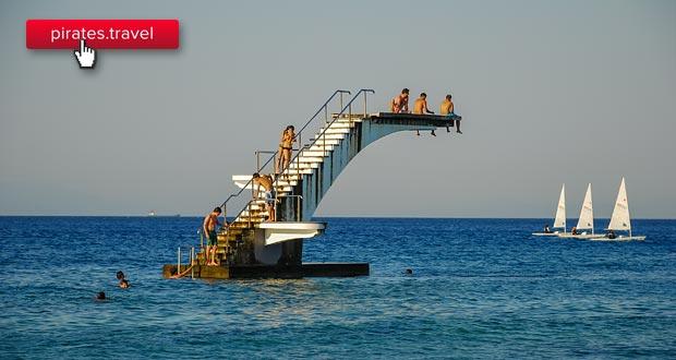 На неделю в Грецию (Родос) в начале августа! Дешевый тур из от 11900₽/чел.