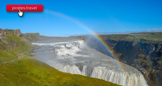 В летнюю Исландию из Москвы за 18200₽ туда-обратно с Lufthansa