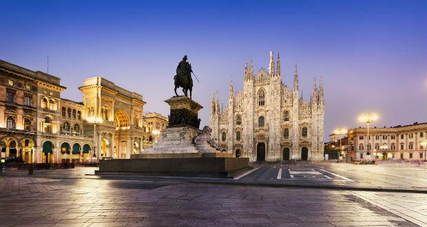 Чуть-чуть Италии в ноябре-декабре из СПБ: Милан и Пиза в одной мини-сборке за 4800₽ + поезд 13€