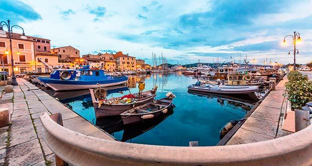 Итальянские каникулы: Сицилия, Рим, Сардиния в сборке из Мск за 9700₽ в ИЮНЕ