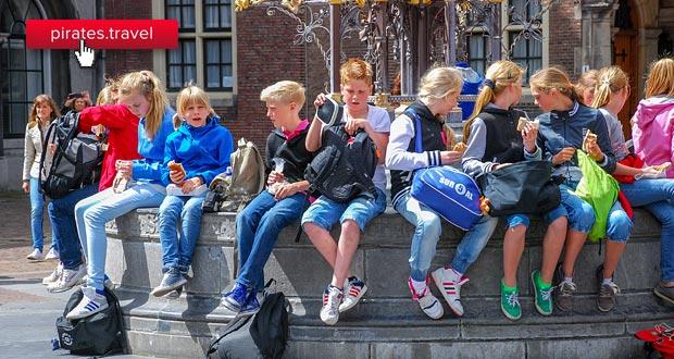 Летом в Амстердам за 9700₽ туда-обратно: дешёвые авиабилеты Aegean