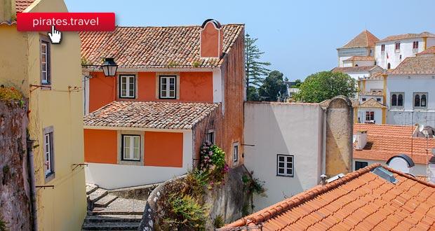 Дешево в Португалию! Сборка из Мск в Лиссабон через Пизу за 6800₽ в ноябре