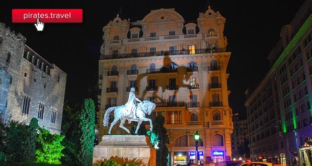 Горящий чартер в Барселону 3200₽ уже послезавтра. Вернуться на след неделе за 6500₽ (Брюссель бонусом)