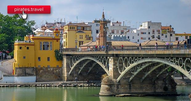 Немного Испании, Италии и чуть-чуть Германии в сборке из Мск в феврале от 7000₽