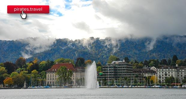 Зимой в Швейцарию: билеты Aegean Москва-Женева от 10200₽ туда-обратно