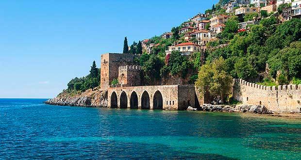 В Турцию на всё включено! Туры из Мск на неделю от 15200₽ на человека