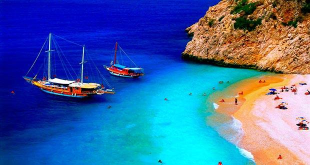 Безвизовые туры к морю! Из Мск в Турцию на неделю от 16600₽ на человека