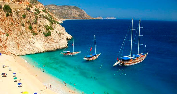 Будет жарко! Туры из Мск в Турцию на неделю от 17200₽ на чел. в июне-июле