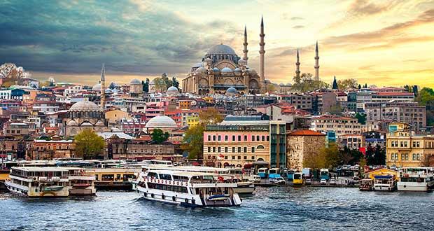 Турция - не только пляжка! Дешевые туры в Стамбул на неделю из Мск и СПб от 15900₽/23200₽ на чел