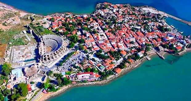Отличное начало осени! В Турцию из Мск туром на 3 ночи или на неделю от 9800₽/10000₽ на чел