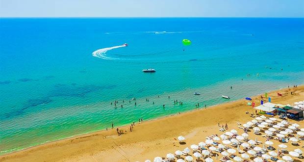 Туры в Турцию для двух столиц на неделю в августе от 19900₽/24200₽ на чел.