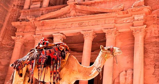 Иордания для Мск! Дешевые туры на неделю от 16900₽ на человека