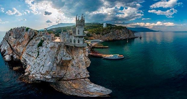 Без границ и тестов... Туры из СПб в Крым или в Сочи на неделю от 4300₽/5700₽ на человека