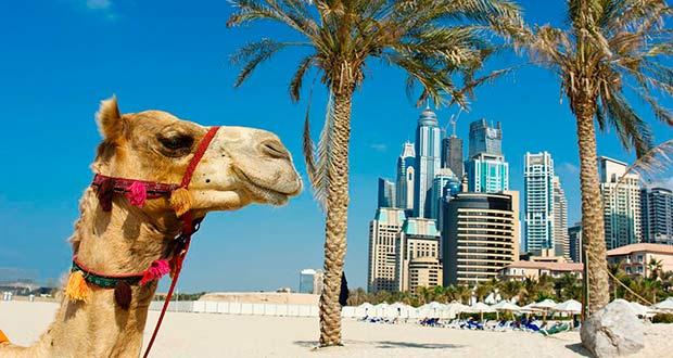 Шик! Горящие туры в ОАЭ из Москвы на неделю от 17800₽/чел. (4*, завтраки вкл.)