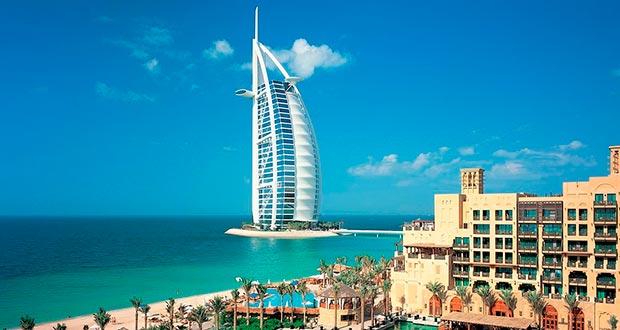 Успеть встретить НГ на пляже: летим завтра из Москвы в Дубай 12500₽ за авиа туда-обратно