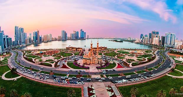 Греться на пляжи ОАЭ. Прямые рейсы из Москвы в Шарджу 10600₽ туда-обратно. Летит AirArabia