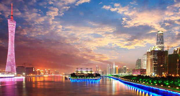 Актуально! S7 Airlines в Гуанчжоу из Москвы за 25900₽ туда-обратно летом и осенью