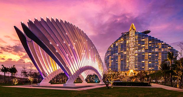 Новый год в Китае! Горящие туры на Хайнань из Мск на 12 ночей от 22900₽/чел., вылет завтра
