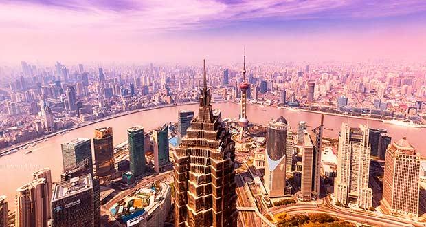 Опять для СПб! Прямые рейсы в Шанхай от 27800₽ туда-обратно с захватом майских