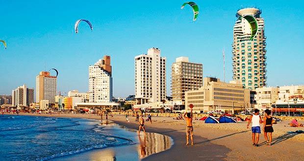 Для нестеровских: из Вильнюса в Тель-Авив за 3400₽ туда-обратно в комфортном ноябре