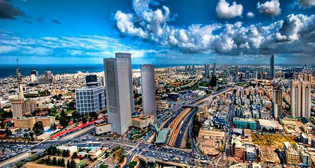 В Тель-Авив из Москвы за 2700₽ туда-обратно в январе-феврале!