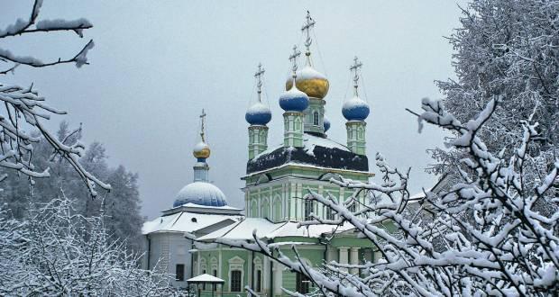 Отличный вариант на выходные в Калугу из Москвы за 1400₽ туда-обратно с февраля по май