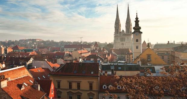 Летнее расписание в продаже! Дешевые прямые рейсы из СПб в Загреб с Croatia Airlines за 12100₽ туда-обратно
