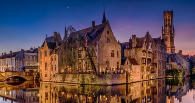 Сборка из Мск за 5200₽+11€: Нидерланды и Бельгия в первую неделю марта