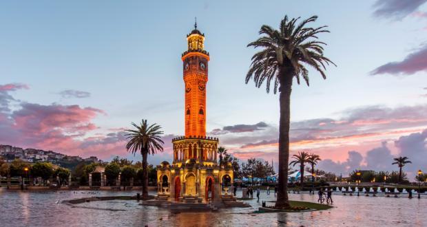 В самый сезон: билеты из Петербурга в Измир (Турция) за 13500₽ туда-обратно. Прямые рейсы