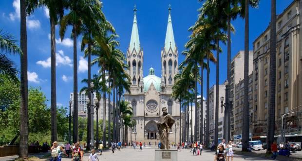 Срочно в печать! Заброс из Марселя в Бразилию всего за 17400₽ туда-обратно с багажом!