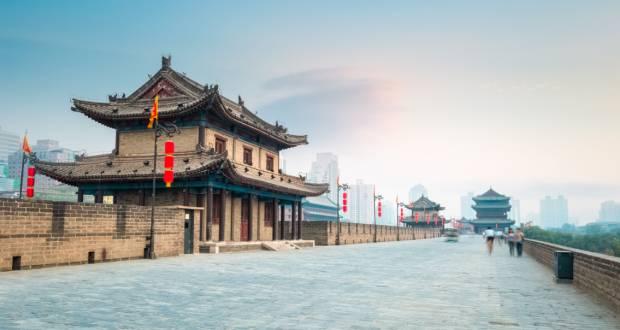 Неизведанный Китай: рейсы от уральцев из Мск в Сиань за 28400₽ туда-обратно (осенью)