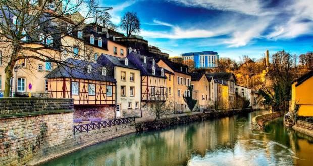 Сборка из СПб (Пулково) в Люксембург и Будапешт за 8300₽ в ноябре