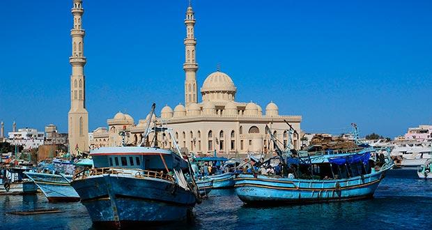 Новинка! Прямые рейсы из Омска в Каир за 25200₽ туда-обратно