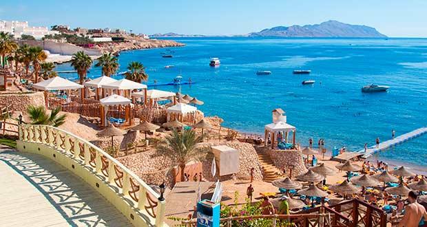 Очень горит! Дешевые туры из Мск в Египет на 4 ночи или на неделю от 13000₽/15100₽ на чел.