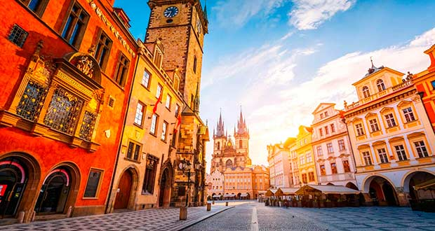 Скучали по Праге!? Туры Мск-Чехия на 4 ночи за 12350₽ с человека!