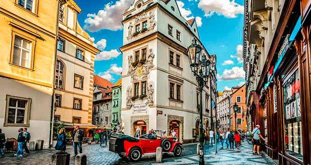 Так давно не было туров в Чехию! Завтра из Москвы в Прагу на неделю от 15300₽/чел.