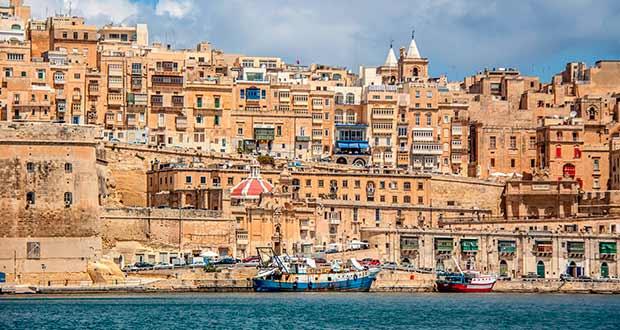Летом прямые рейсы на Мальту! Из СПб и Москвы за 11400/12200₽ туда-обратно